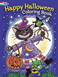 Hall, Susan T.: Happy Halloween Coloring Book