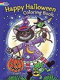Hall, Susan T.: Happy Halloween Coloring Book