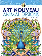 Creative Haven Art Nouveau Animal Designs…