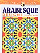Creative Haven Arabesque Designs Coloring…