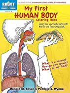 BOOST My First Human Body Coloring Book…