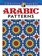 Creative Haven Arabic Patterns Coloring Book…
