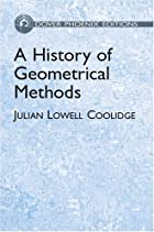 A History of Geometrical Methods (Dover…