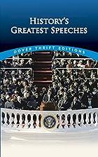History's Greatest Speeches (Dover…