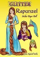 Glitter Rapunzel Sticker Paper Doll (Dover…