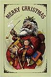 Nast, Thomas: Merry Christmas Poster