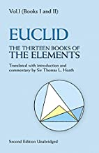 The thirteen books of Euclid's Elements by…