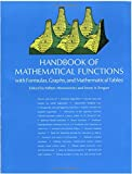 Abramowitz, Milton: Handbook of Mathematical Functions, With Formulas, Graphs, and Mathematical Tables,