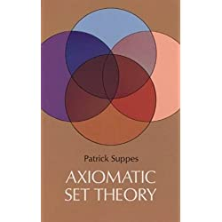 axiomatic set theory by patrick suppes librarything. Black Bedroom Furniture Sets. Home Design Ideas