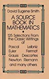 Smith, David E.: Source Book in Mathematics