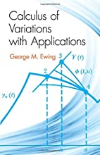 Calculus of variations with applications by…