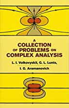 A Collection of Problems on Complex Analysis…