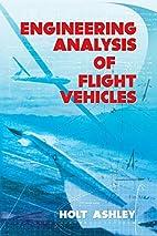 Engineering Analysis of Flight Vehicles by…