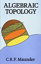 Algebraic Topology by C. R. F. Maunder