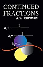 Continued Fractions by A. Ya. Khinchin