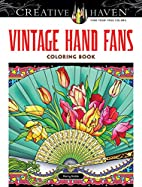 Creative Haven Vintage Hand Fans Coloring…