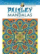 Creative Haven Paisley Mandalas Coloring…