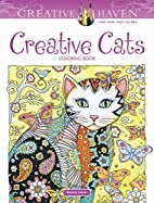 Creative Haven Creative Cats Coloring Book…