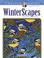 Creative Haven WinterScapes Coloring Book…