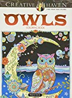 Creative Haven Owls Coloring Book (Adult…
