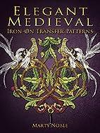 Elegant Medieval Iron-On Transfer Patterns…