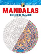 Creative Haven Mandalas Color by Number…