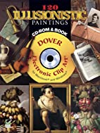 120 Illusionistic Paintings CD-ROM and Book…