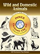 Wild and Domestic Animals CD-ROM and Book by…