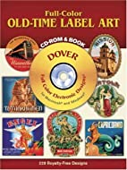 Full-Color Old-Time Label Art CD-ROM and…