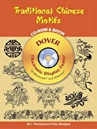 Traditional Chinese Motifs CD-ROM and Book…