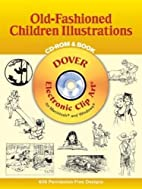 Old-Fashioned Children Illustrations CD-ROM…