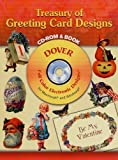Treasury of Greeting Card Designs CD-ROM and…