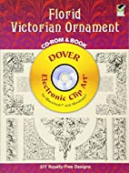 Florid Victorian Ornament CD-ROM and Book by…
