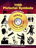 1100 Pictorial Symbols CD-ROM and Book by…