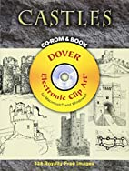Castles CD-ROM and Book by Dover…