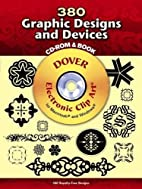 380 Graphic Designs and Devices CD-ROM and…