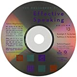 Verderber, Rudolph F.: CD-ROM for Verderber/Verderber's The Challenge of Effective Speaking, 13th