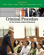 Criminal Procedure for the Criminal Justice…
