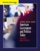 American Government and Politics Today :…