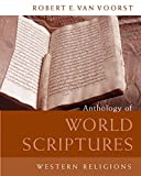 Van Voorst, Robert E.: Anthology of World Scriptures: Western Religions