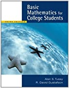 Basic Mathematics for College Students by…