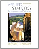 Devore, Jay L.: Bundle: Applied Statistics for Engineers and Scientists (with CD-ROM), 2nd + SPSS Integrated Student Version 15.0