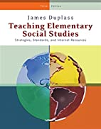 Teaching Elementary Social Studies:…
