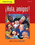 Jarvis, Ana: Cengage Advantage Books: Hola, amigos! Worktext Volume 1