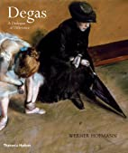 Degas by Werner Hofmann