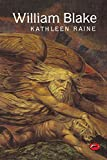 Raine, Kathleen Jessie: William Blake