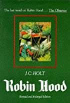 Robin Hood by James Clarke Holt