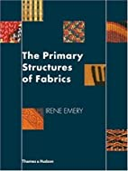The Primary Structures of Fabrics: An…