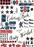 Warhol, Andy: A Coloring Book: Drawings by Andy Warhol