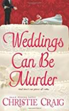 Weddings Can Be Murder (Love Spell…